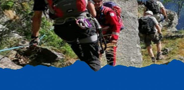 22.06.2021 – Einsatz Klettersteig Hoachwool